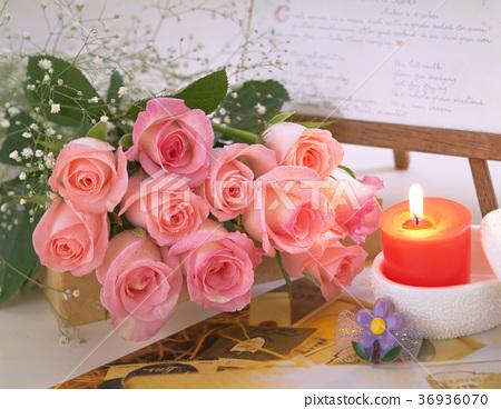 棚拍,擺設,創意,設計,卡片,花,花瓣,開花,節慶,花藝,特別的 36936070