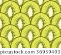 kiwi fruit seamless 36939403