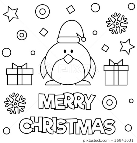 Coloring page. Vector illustration. 36941031