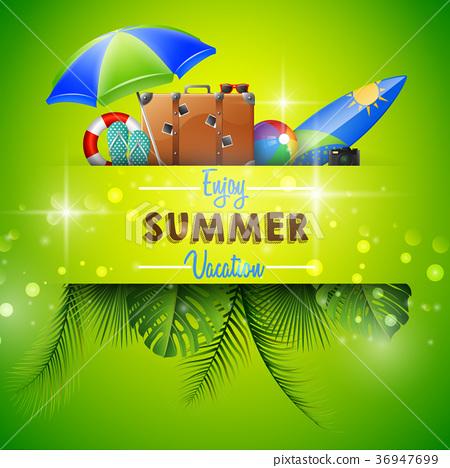 Enjoy summer vocation 36947699