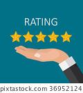 star rating vector 36952124