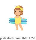 girl swimsuit child 36961751