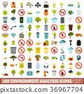 100, environment, icons 36967704