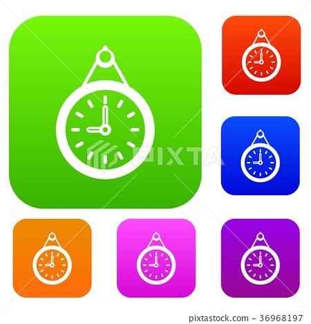 Clock set collection 36968197