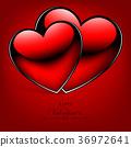 design, background, heart 36972641