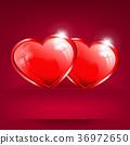 design, red, shine 36972650
