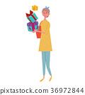 禮物 送禮 展示 36972844