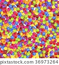 Sweet candies background 36973264