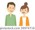 年輕夫婦 36974716