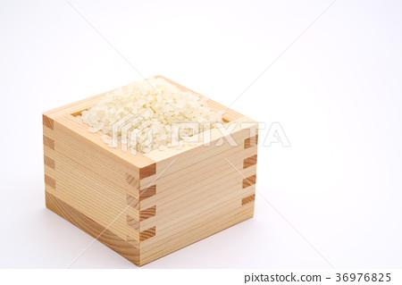 米飯與米白色背景a-1左對齊 36976825