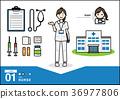 護士 女生 女孩 36977806