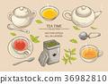 tea set 36982810