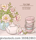 tea, beverage, utensil 36982863