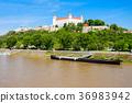 bratislava, castle, slovakia 36983942