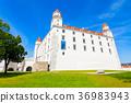 bratislava, castle, slovakia 36983943