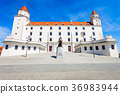 bratislava, castle, slovakia 36983944