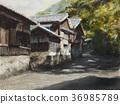 picture, artistic, scene 36985789