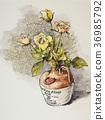 rose 36985792