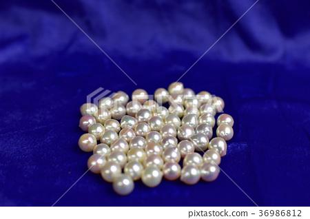 珍珠 巴洛克風格 不規則 36986812