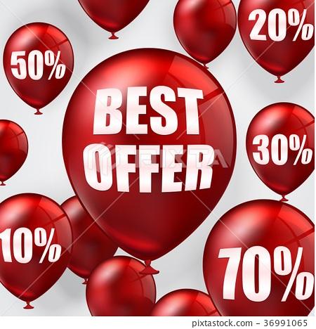 Best offer balloons 36991065
