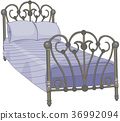 Tucked Bed 36992094