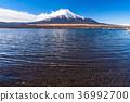 sky, lake, yamanaka 36992700