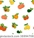 fruit, seamless, pattern 36994708