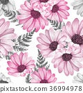 floral, flower, watercolor 36994978