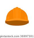 helmet, safety, vector 36997301