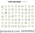 icon, line, drink 36999962