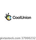 Cohesion icon. Ok symbol, Okay vector logo, high 37000232