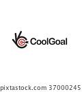 Goal, target, dart icon. Ok symbol, Okay vector 37000245