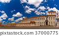 Panorama of Quirinal square in Rome, Italy 37000775