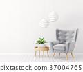 室内装饰 房间 三维 37004765