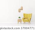 室内装饰 房间 三维 37004771