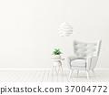 室内装饰 房间 白色 37004772