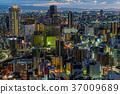 【오사카】 도시 풍경 37009689