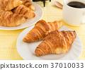 크로와상, 빵, 음식 37010033