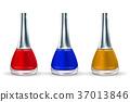 nail, polish, 3d 37013846