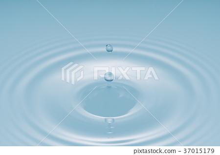 苔藓,水滴,水,涟漪 37015179