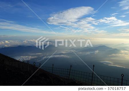 日本風景 山梨 富士山 37018757