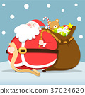 Santa claus check list 37024620