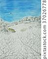 Snowy landscape 37026778