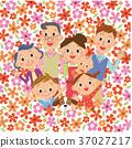 ทุ่งดอกไม้,ครอบครัว,เด็ก 37027217