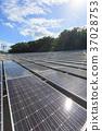 태양광 패널, 솔라 패널, 태양 전지판 37028753