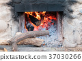 Korean traditional fireplace 37030266