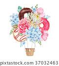 花香 花朵 花 37032463