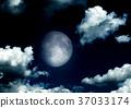 background, lunar, month 37033174