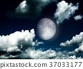 background, lunar, month 37033177