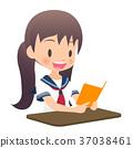 high school girl 37038461